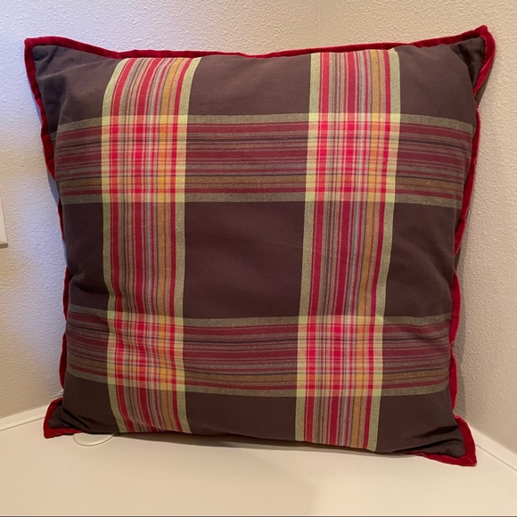 Pottery barn 24x24 pillow cover